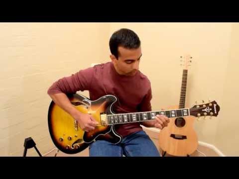 Bheegi Bheegi (Gangster), Prithibita Naki (Thomas Jacob Guitar Cover #2)
