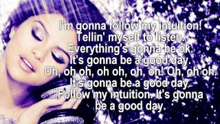 Intuition - Selena Gomez [Lyrics On Screen]