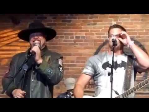 """Montgomery Gentry """"Titties Beer"""" CMA Fest June 6, 2013"""
