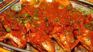 45 - Triglie alla livornese..ogni volta son sorprese (piatto a base di pesce semplice e gustoso)