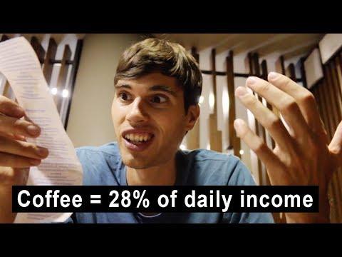 Life on 88 Pesos — Mexico's Minimum Wage Challenge ($4.70 USD / day)