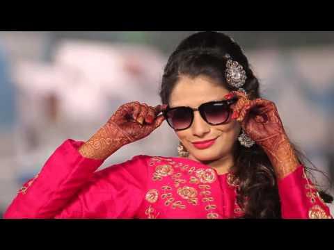 Dhwanil & Ayushi Instant film