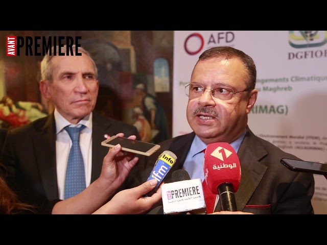 """تقديم """"نتائج مشروع تأقلم الفلاحة مع التغيرات المناخية بالمغرب العربي"""" """"ACCAGRIMAG"""