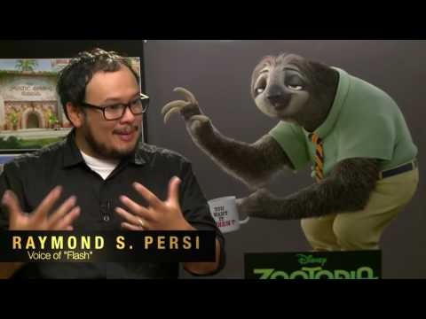 Meet the Voice Behind 'Zootopia's' Sloth Character Flash