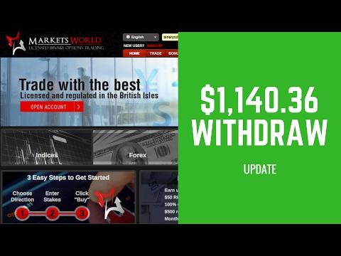 Binary Options Trading - MARKETS WOLRD
