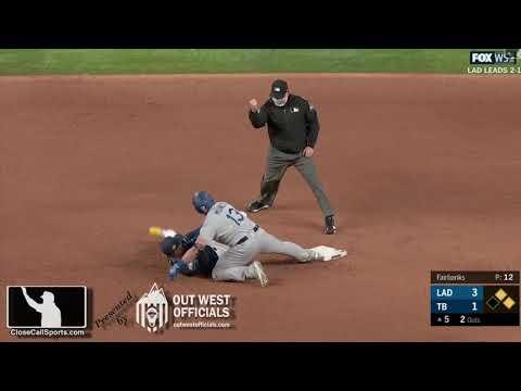 Was World Series' Muncy-Adames Tag Play at 2B the New Gant-Hrbek?