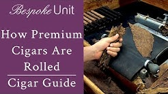 How To Hand Roll Premium Cigars: Step-by-Step Guide By Davidoff