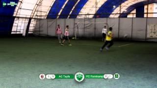iddaa Rakipbul Konya Ligi AC TAYFA & FC FORMKAMPÜS Karşılaşması