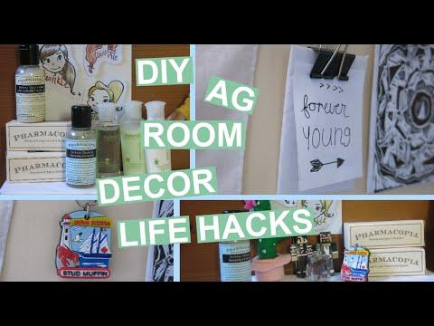 diy-american-girl-room-decor-life-hacks!