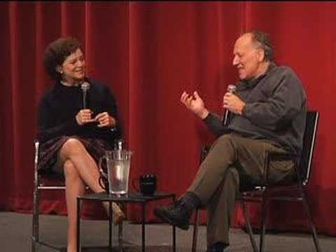 Werner Herzog at the Jacob Burns Film Center