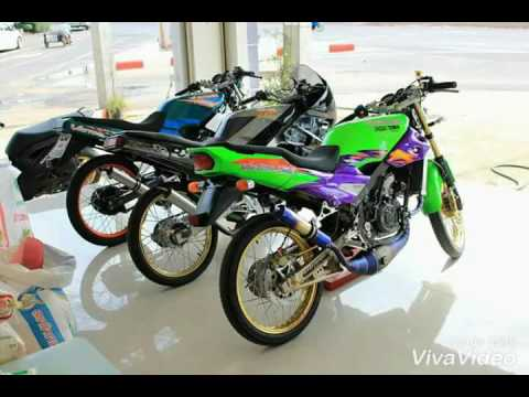 Kawasaki kr150 Thailand