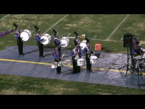 2016 New Castle Band Performance Christiana High School