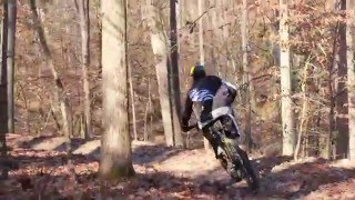 Pocahontas State Park Swift Creek Beginner Loop Mountain Biking
