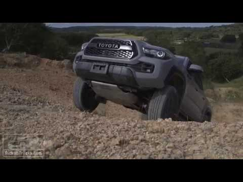 2017 Toyota Tacoma Trd Pro Review Youtube