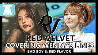 Download Red Velvet Covering Wendy's Lines in Bad Boy & Red Flavor