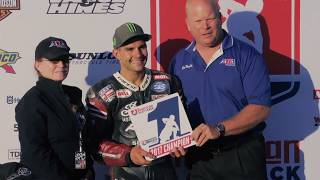 Jared Mees Wins 2017 Grand Championship - Indian Motorcycle