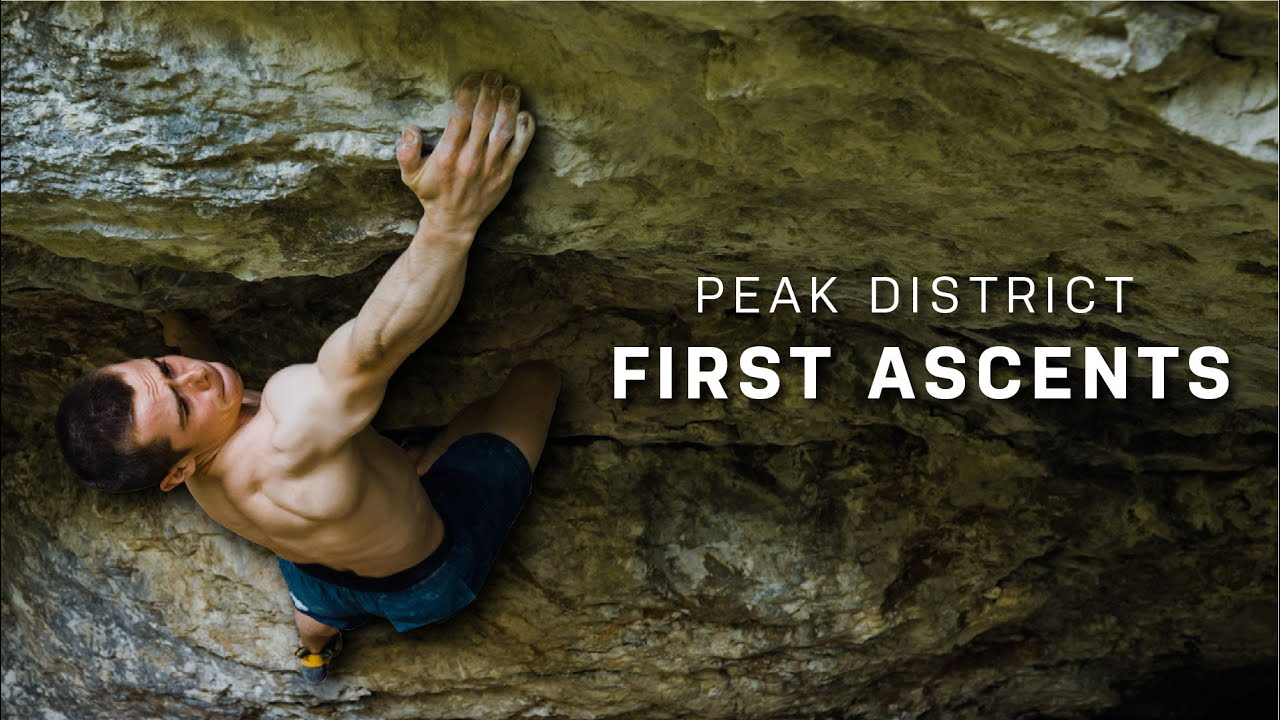 Peak District Limestone Bouldering Development