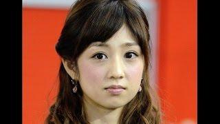 小倉優子の夫と不倫報道の馬越幸子 契約解除…事務所後輩 タレント・小倉...