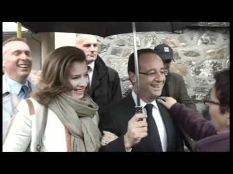 Francois Hollande is France