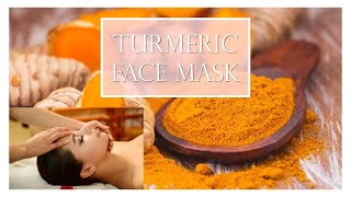 Indian Beauty : Turmeric facial mask Thumbnail