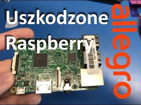 Uszkodzone Raspberry Pi z Allegro - KONKURS! Arduino MEGA2560 za DARMO