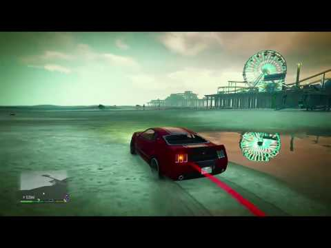 gta 5 gameplay going to the carnival and (2 nice cars) (nice drifts)
