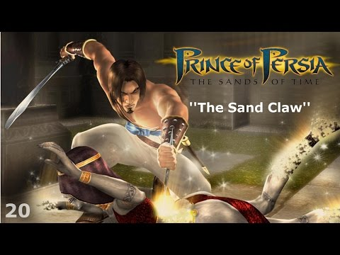 Prince of Persia: The Sands of Time - Episode 20 – The Sand Claw