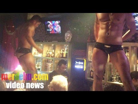 Begini penampakan bar khusus gay di Bali