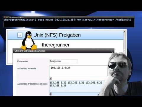 Ubuntu 13.04 : NFS + NAS