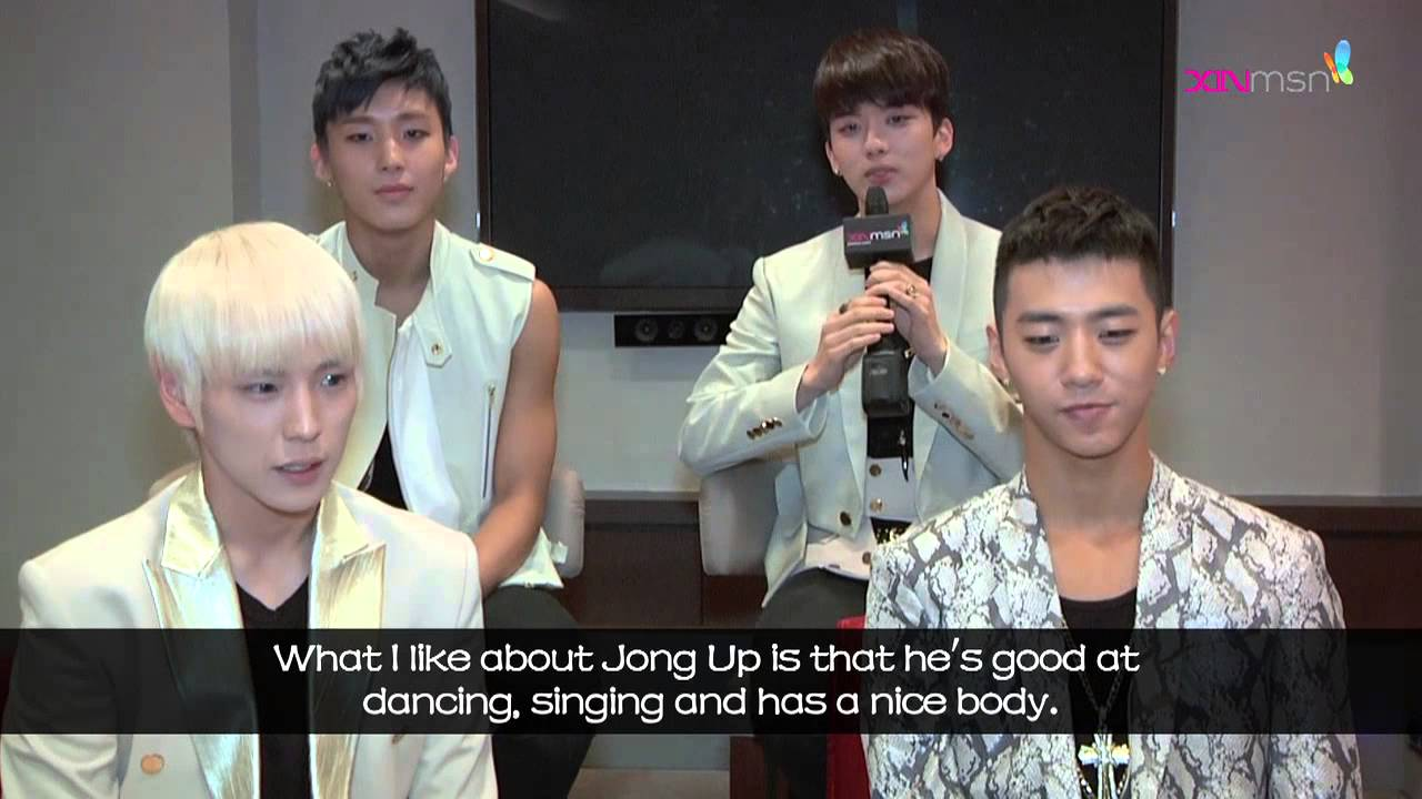 [VIDEO] B A P - 130808 XINMSN Interview