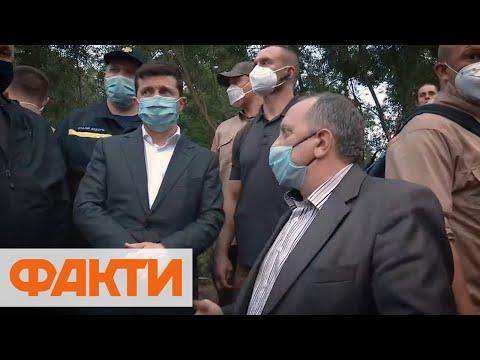 Зеленский рассказал о борьбе с последствиями наводнений в Западной Украине