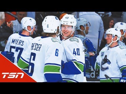Are The Canucks The Best Team In Canada?