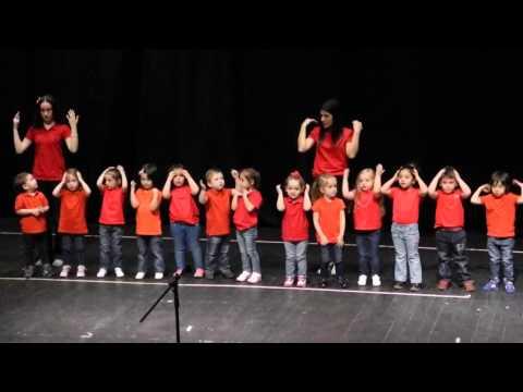 Gülümse Anaokulu English Performance ( Alp Adin Kirimli )