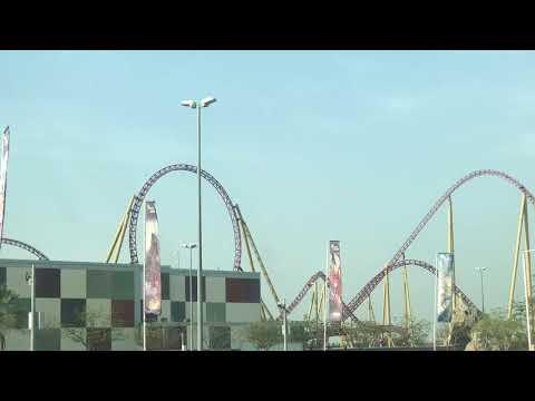 IMG World Dubai Visit during Corona