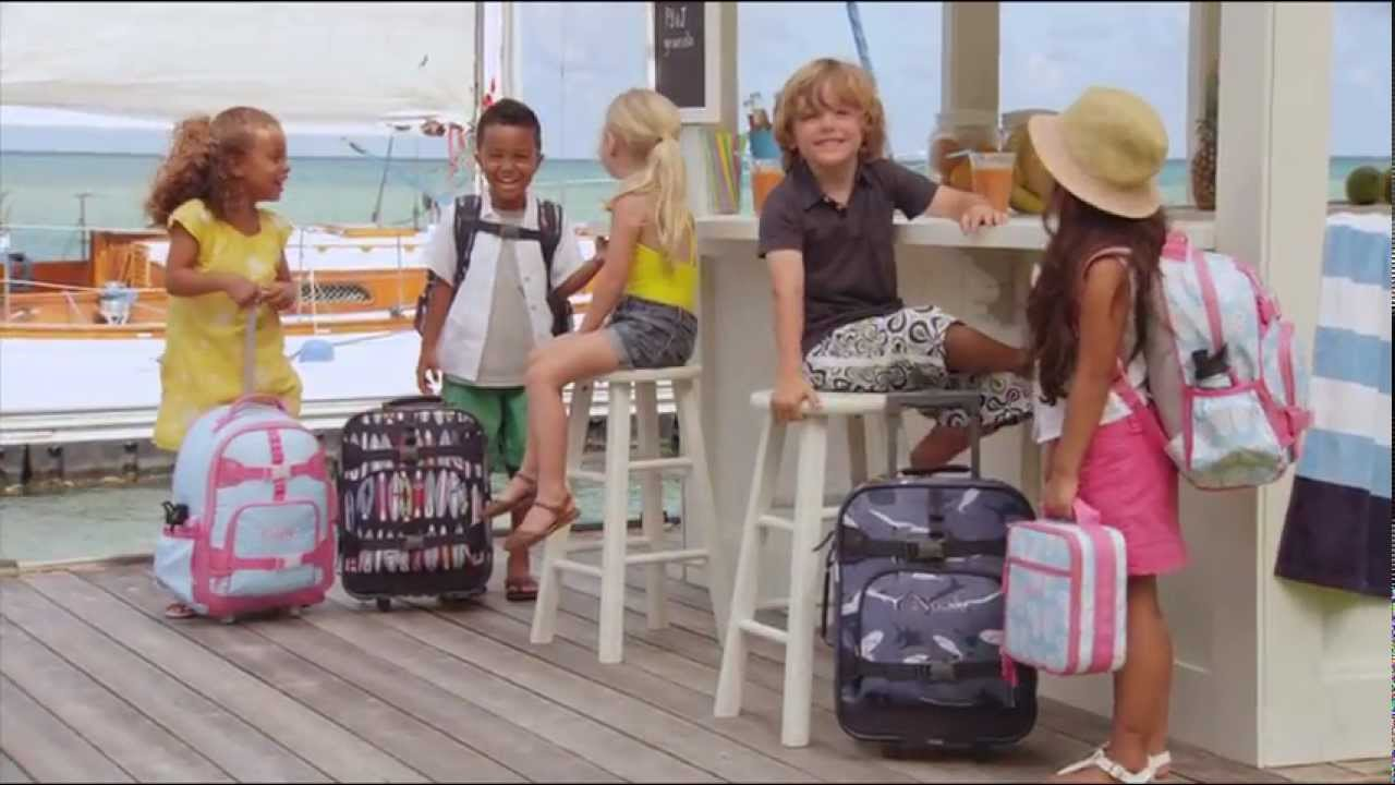 Mackenzie Kids Backpack Collection Pottery Barn Kids