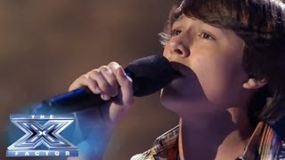 "Stone Martin is ""Torn"" - THE X FACTOR USA 2013"
