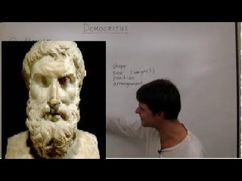 Philosophy 7 DEMOCRITUS