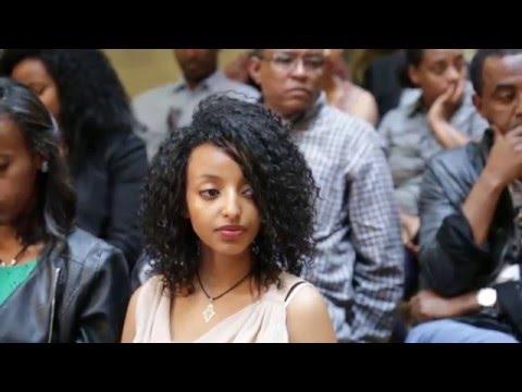 Amhara Regional State delegation meeting with Diaspora community in Washington, D.C.