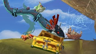 NEW UPDATE Hungry Dragon™ Ep.6 NEW CHEST UNLOCKED Android Walkthrough by Ubisoft Entertainment