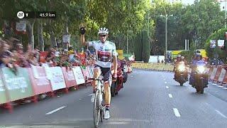 Alberto Contador's lap of honour - Stage 21 - La Vuelta 2017