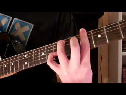 How To Play the G#m7 Chord On Guitar (G Sharp Minor 7)