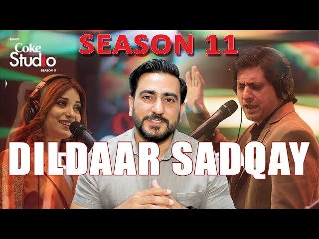 Dildar Sadqay | Jawad Ahmad | Elizabeth Rai | Coke Studio Season 11 Reaction