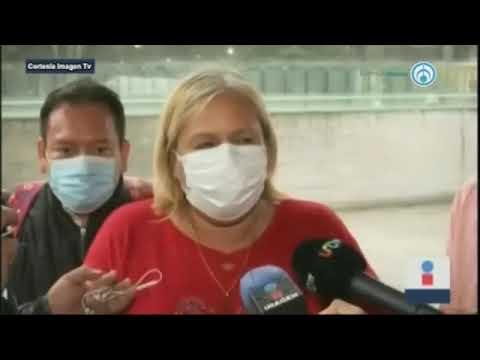 Se cansaron de esperar al Insabi: padres de niños con cáncer levantan plantón en Veracruz