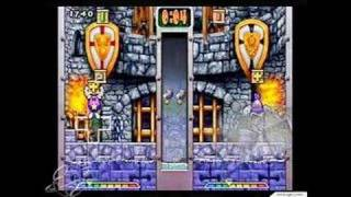 Egg Mania: Eggstreme Madness GameCube Gameplay - Flying