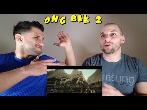 Ong Bak 2 Final Fight Scene [REACTION]
