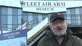 Fleet Air Arm Museum with The Mighty Jingles.  Part 1
