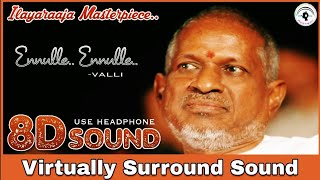 Listen to your favorite #ilayaraja songs in amazing virtually 8d sound experience. top ilayaraaja melody | masterpiece bg...