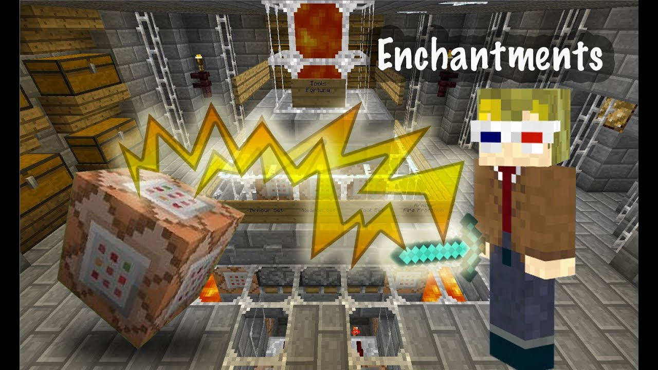 Enchanting – Official Minecraft Wiki