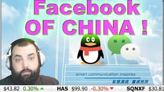 TENCENT IS THE FACEBOOK OF CHINA AND A POSSIBLE MONEY MAKING INVESTMENT! ~Investor XP~