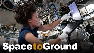 Space to Ground: A Plethora of New Science: 06/11/2021
